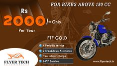 Our most premium package for the sports bikes !!! Book your package here :http://flyertech.in/ #Flyertech