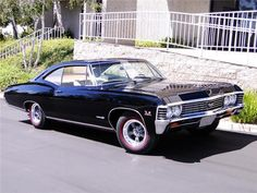 1967 Chevrolet Impala Super Sport 427