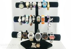 Wholesale Lot of 24 Watches Seiko Armitron Disney Guess & More| eBay