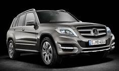 #MercedesBenz #GLK.  Un véhicule qui séduit par une alternance de surfaces racées et athlétiques.