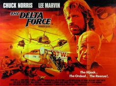 The Delta Force (1986)   Stu Loves Film