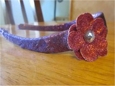 Tutorial: Doc McStuffins Headband by Growing Kids Ministry - Maybe for Brooke's party, @Sarah Marshall