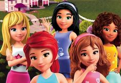 Win LEGO® Friends: Volume 4 – Country Girls on DVD!