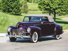 1940 Chrysler Windsor Convertible Coupe | Motor City 2015 | RM Sotheby's
