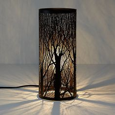 Tree Lamp John Lewis And Lamp Shades On Pinterest