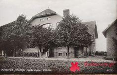 Pocztówka bez obiegu Ostseebad Jershöft Lindenhotel Zulke,   WYDAWNICTWO: Photographie und Verlag Geyer & Co., Breslau