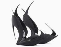Architectural 3D printed shoes | United Nude + 3D Systems