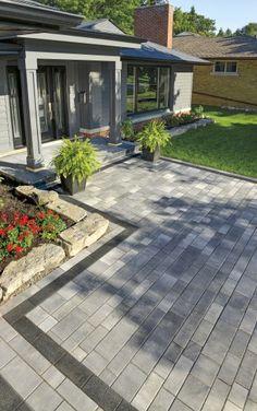 House Entrance Ideas Outdoor Landscaping Ideas For 2019 Front Yard Garden Design, Front Yard Decor, Modern Front Yard, Small Front Yard Landscaping, Backyard Patio Designs, Modern Backyard, Modern Landscaping, Outdoor Landscaping, Landscaping Ideas