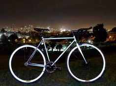 Light Up Bike