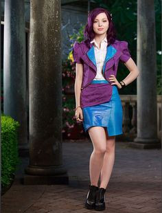 Dove Cameron as Mal in Descendants