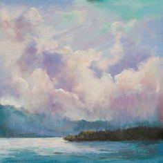 Windy Day in Tahoe, Heidi Reeves Art