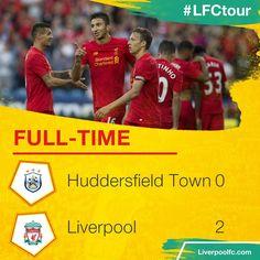 PS Huddersfield vs Liverpool