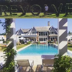 Relaxing afternoon on a perfect day #revolveinthehamptons @revolve