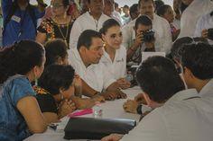 La audiencia pública municipal es permanente en Ixtepec: Félix Serrano