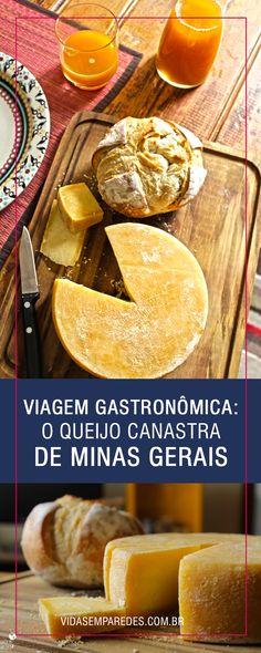 O queijo Canastra é Patrimônio de Minas Gerais. Conheça mais sobre essa iguaria da culinária mineira.