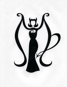 Virgo She-Devil by ~scribble14 on deviantART