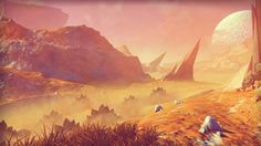 Found: A Lot of Planets Minerals and Strange Creatures in 'No Man's Sky'