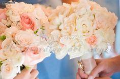 http://www.lemienozze.it/gallerie/foto-fiori-e-allestimenti-matrimonio/img4941.html Bouquet sposa con fiori rosa