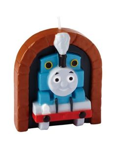 Thomas the Tank Engine Birthday Candle - Party City