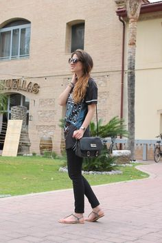 Another Fashion World, outfit, valencia, travels