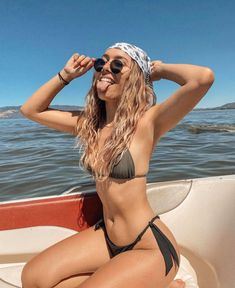 Kristen Mcatee, Vlog Squad, String Bikinis, Swimming, Lady, Swimwear, Instagram, Women, Filter