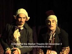 MOLIERE'S 'THE MISER' AT THE MARKET THEATRE JOHANNESBURG: SECOND EXCERPT