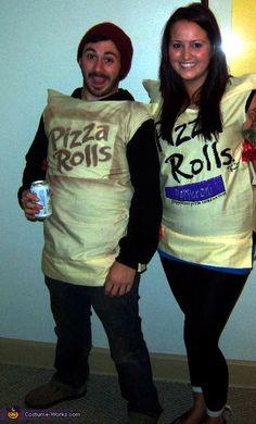Pizza Rolls - 2012 Halloween Costume Contest