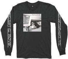 Joan Jett Boys Fashion Classic Long Sleeve T-Shirt Boy Long Sleeve Cotton Round Neck T-Shirt