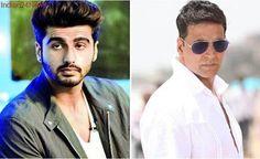 Arjun Kapoor to replace Akshay Kumar in Namastey London sequel, Namastey England?