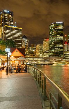 The most beautiful cities Sydney Australia