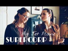 Fleet Of Ships, Supergirl Tv, Lena Luthor, Katie Mcgrath, Melissa Benoist, Jet Plane, Working Together, Geeks, Kara