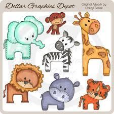 Image result for stick figure zoo animals