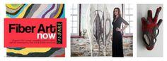 Fiber Art Now   FanFare interviews Andrea Graham #fiberfriends