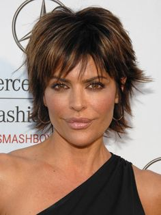 "Hairstyles And Cuts Gorgeous Best And Worst ""dwts"" Hairstyles  Pinterest  Lisa Rinna Hair"