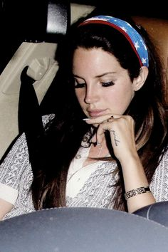 """celebstarlets: """" - Lana Del Rey arriving to The Chateau Marmont in West Hollywood. Lana Rey, Elizabeth Grant, Queen Elizabeth, Bae, Brooklyn Baby, Queen Mother, Miss America, Her Music, Celebs"""