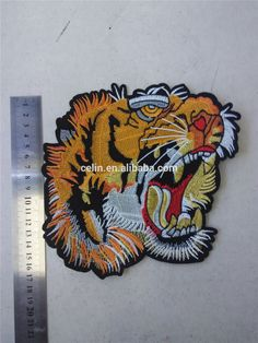 Wholesale Custom Design Tiger Pattern Embroidered Patches For Clothing Garment Accessories , Find Complete Details about Wholesale Custom Design Tiger Pattern Embroidered Patches For Clothing Garment Accessories,Custom Design Tieger Pattern Embroidered Patches,High Quality Embroidered Tiger Patches,Embroidery Patches Tiger Pattern For Garment from -Guangzhou City Celin Garment Accessories Limited Supplier or Manufacturer on Alibaba.com