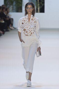 Sou Fujimoto's Buildings Serve as Inspiration at Paris Fashion Week