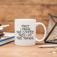 Sassy Gift Mug | Sassy Mug Gift Idea | Gift-for-Her | Funny Mugs for Women | Mugs with Sayings | Large Coffee Mug | Oversized Statement Mug by SheMugs on Etsy https://www.etsy.com/listing/603596121/sassy-gift-mug-sassy-mug-gift-idea-gift