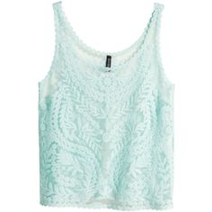 H&M Lace top and other apparel, accessories and trends. Browse and shop 16 related looks.