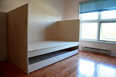 8FOOTSIX: DIY Daybeds with Trundles