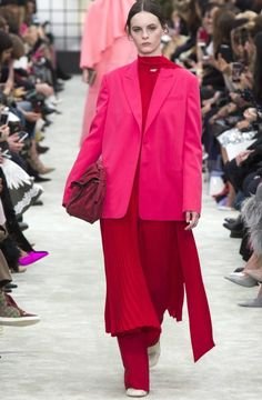 ***Collection VALENTINO - Winter 2019 - PARIS***