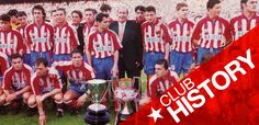 Club History Atletico Madrid ~ wangwazi.blogspot.com