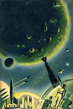 Ley Kenyon - Adventures in Tomorrow, 1953.