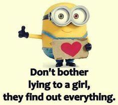 Don't be lyin!!