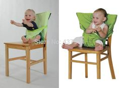 Baby Chair Portable Infant Seat Product Dining Lunch Chair/Seat Safety Belt Feeding High Chair Harness Baby chair seat