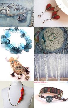 Cool Homes, Make Believe, Accessories  by kate reeve on Etsy--Pinned with TreasuryPin.com