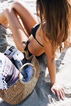 WASH LESS, LIVE MORE Living Proof Dry Shampoo - Erika Brechtel