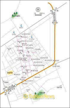 신사동 가로수길 여행코스 가이드 - 한국 여행, 모바일가이드