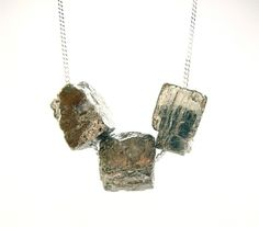meteor necklace