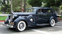 1937 Packard 1500 Super 8 Touring Sedan